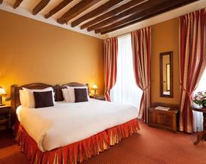 Superior Room Hotel Amarante Beau Manoir Paris