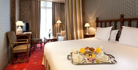 Junior Suites Hotel Amarante Beau Manoir Paris